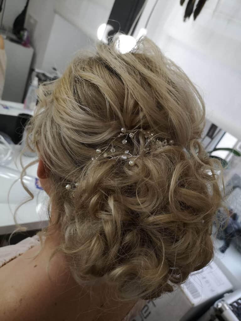 Stylizacja fryzur salon Nefretti Szczecin